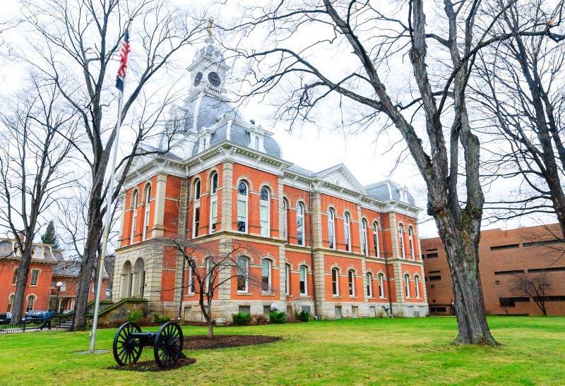 Memorial do nacional da inundação de Johnstown imagem de stock royalty free