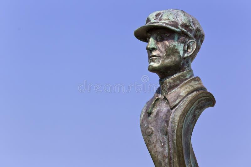 Memorial do nacional dos irmãos de Wright foto de stock