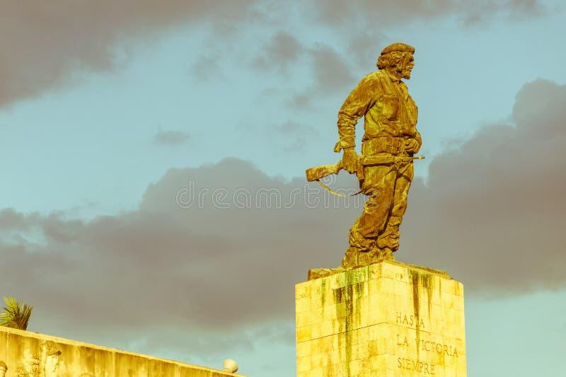 Memorial e museu em Santa Clara Che Guevara era um comandante no exército rebelde que overthrew Batista do governo em 1959 Mim foto de stock royalty free
