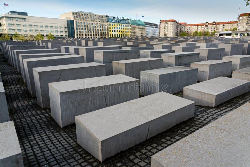 Memorial em Berlim fotografia de stock
