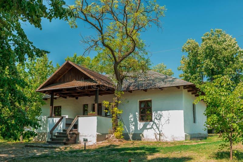 Memorial house of Eminescu royalty free stock photos