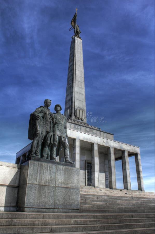 Download Memorial Landmark For Fallen Soldiers Of World War Stock Photo - Image: 19185002