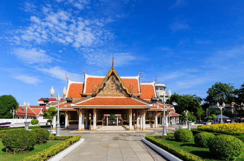 Memorial Park, Bangkok Thailand lizenzfreies stockfoto