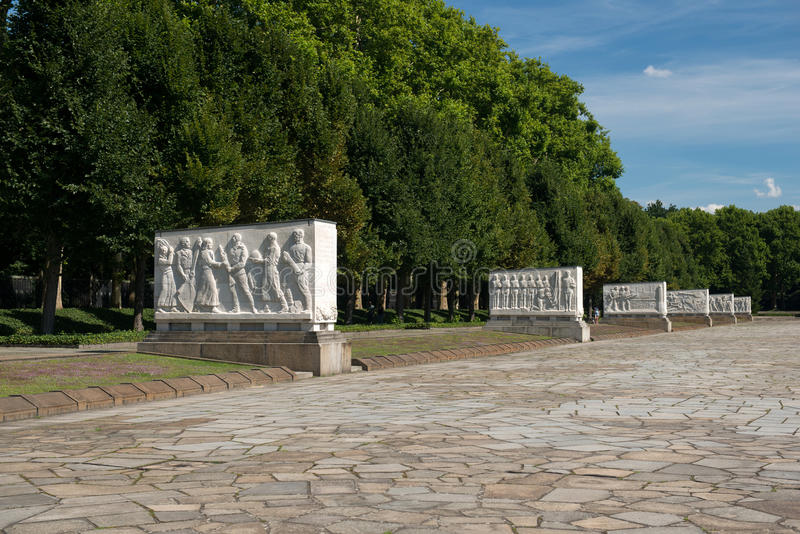 Download Memorial Of The Second World War Stock Image - Image: 26349627