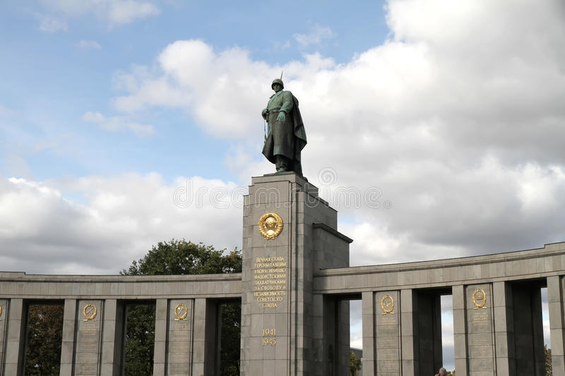 Download Memorial For The Soviet Soldiers Stock Photo - Image: 22070440