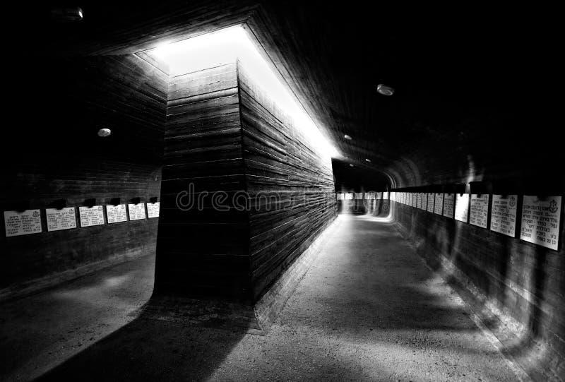 Memorial submarino de Dacar, Israel fotografia de stock royalty free