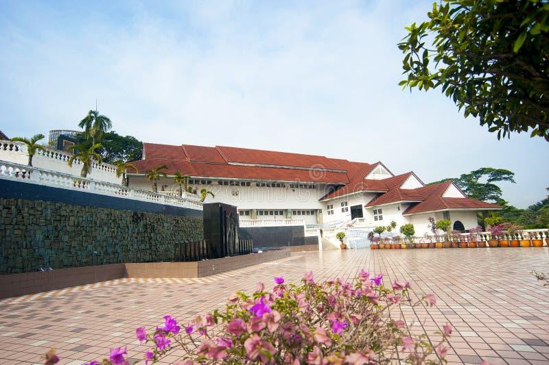 TUNKU ABDUL RAHMAN PUTRA MEMORIAL. This memorial was established in honour of Tunku Abdul Rahman Putra Al-Haj, Malaysia`s first Prime Minister 1957 - 1970 fondly royalty free stock photography