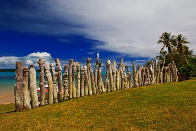 Memoriale ai missionari cristiani immagine stock libera da diritti