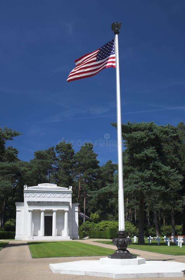 Memoriale americano di guerra fotografia stock libera da diritti