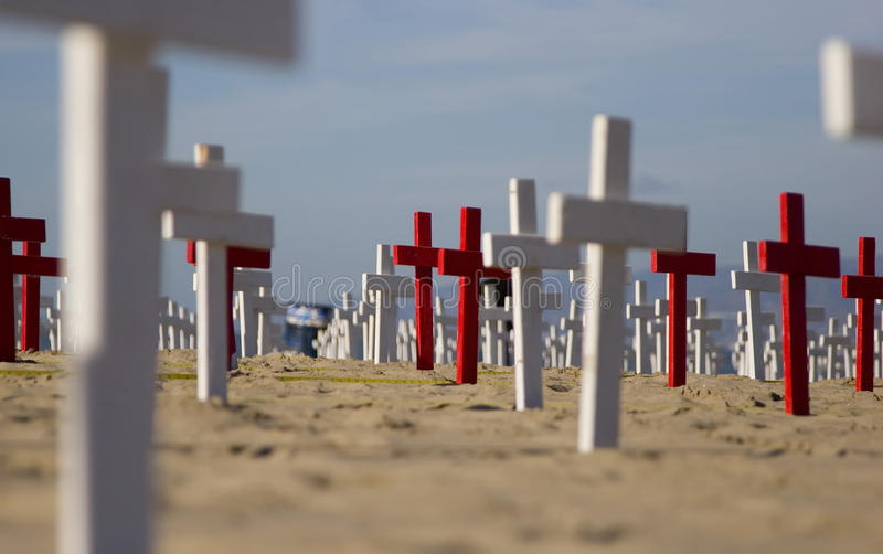 Memoriale dell'Iraq fotografia stock libera da diritti