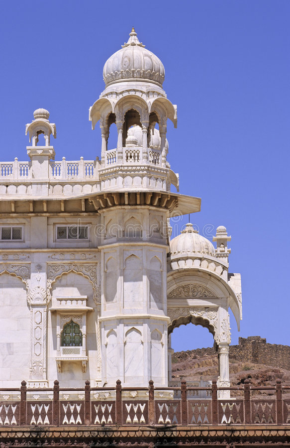 Memoriale di Jodhpur   fotografie stock