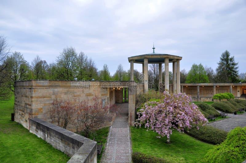Memoriale di Lidice immagine stock libera da diritti