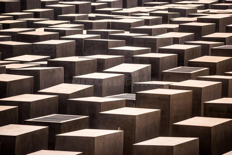 Memoriale di olocausto immagine stock