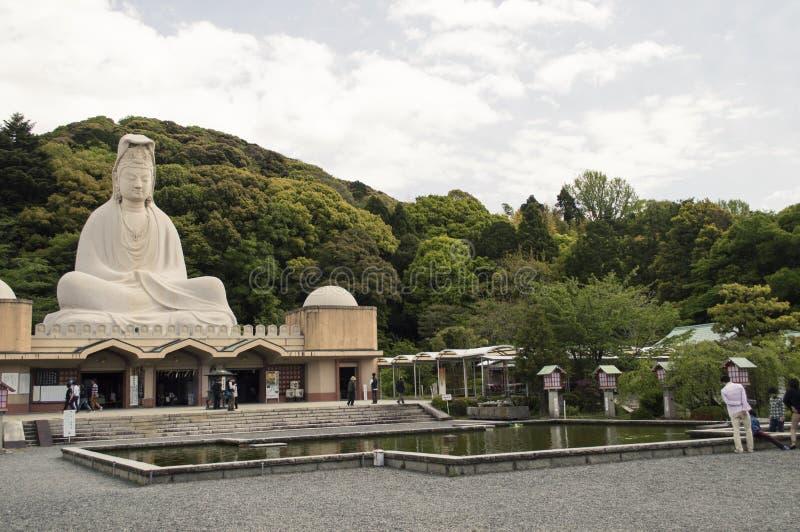 Memoriale di Ryozen Kannon immagini stock libere da diritti