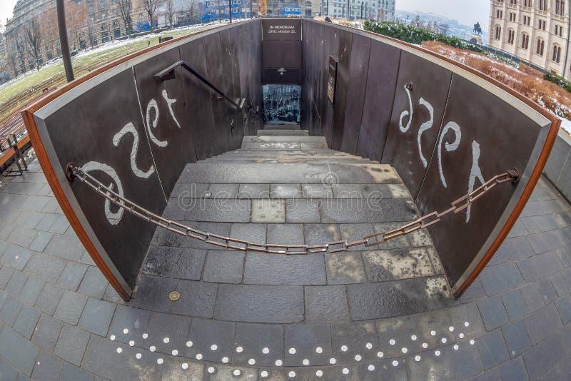 Memoriale IN MEMORIAM 1956 OKTOBER 25 immagine stock