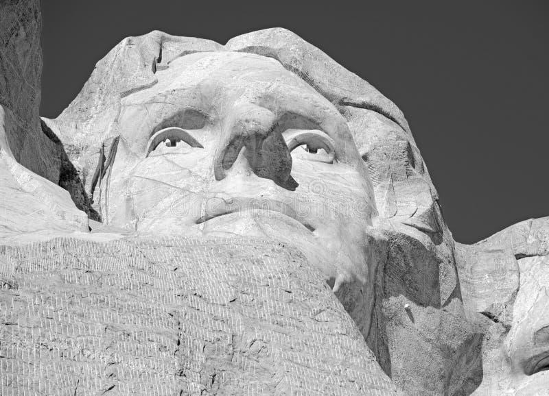 Memoriale nazionale del monte Rushmore, Black Hills, Sud Dakota, U.S.A. fotografia stock libera da diritti