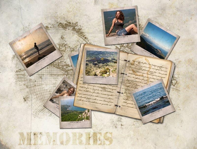 Memorias fotografía de archivo libre de regalías