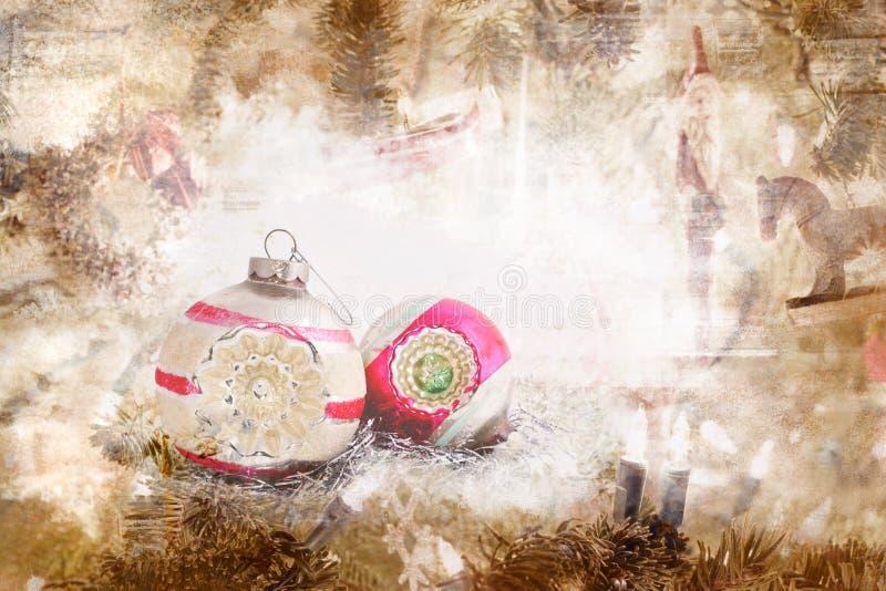 Memorias de la Navidad imagen de archivo libre de regalías