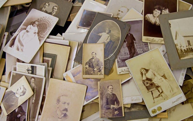 Memorie di sbiadisc fotografia stock libera da diritti