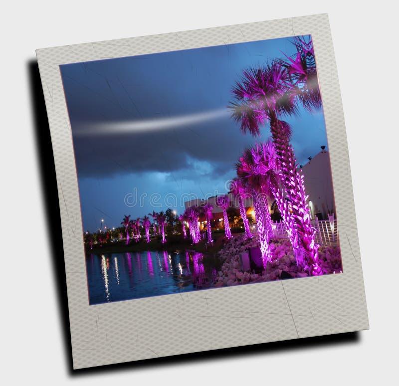 Memorie di vacanza fotografia stock