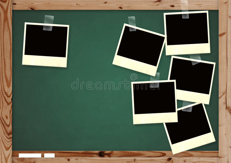 Memories On School Royalty Free Stock Photography