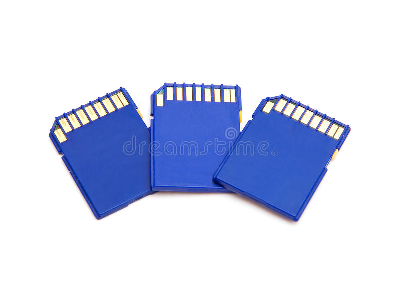 Download Memory Cards Stock Photography - Image: 21556002