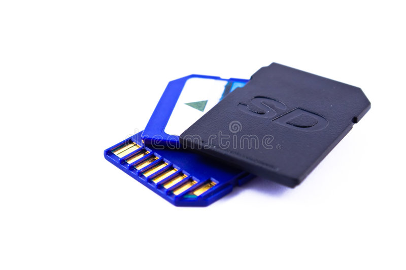 Download Memory cards editorial stock photo. Image of digital, information - 8400618