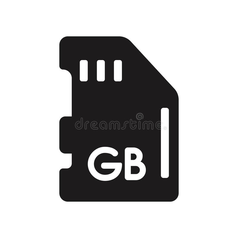 Memory icon. Trendy Memory logo concept on white background from vector illustration