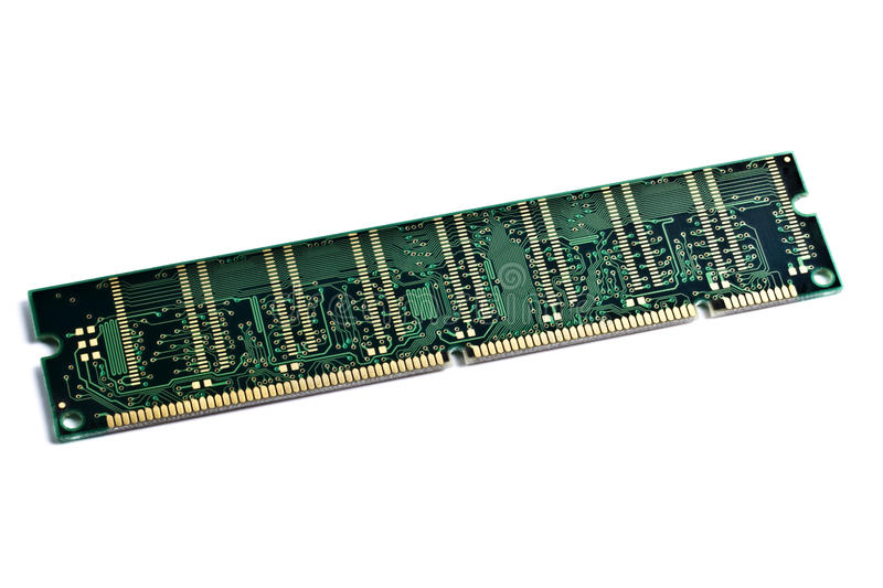 Download Memory module stock photo. Image of electrical, network - 18562824