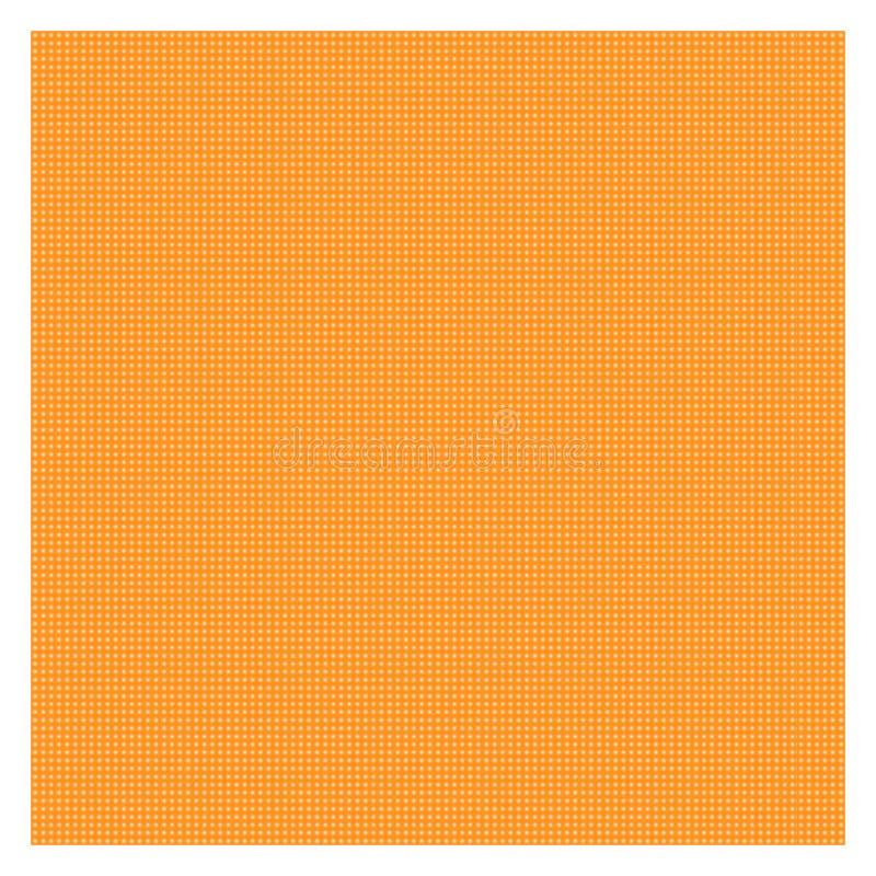 Memphis design, crosshatchmodell som är geometrisk, geo som kläcker textur, abstrakt bakgrund, textur för skärmtryck, orange vekt royaltyfri illustrationer