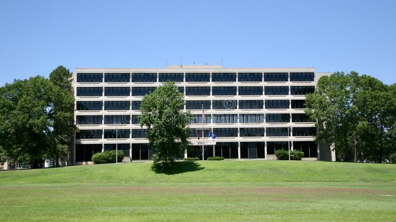 Memphis kampus przy Millington, TN obrazy royalty free