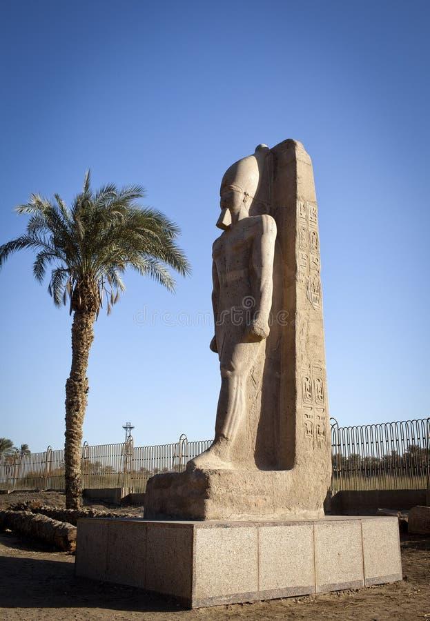 Memphis, Ramesses II lizenzfreie stockfotos