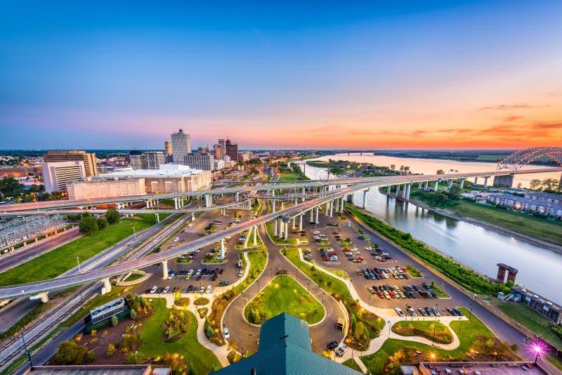 Memphis, Tennessee, Etats-Unis images libres de droits