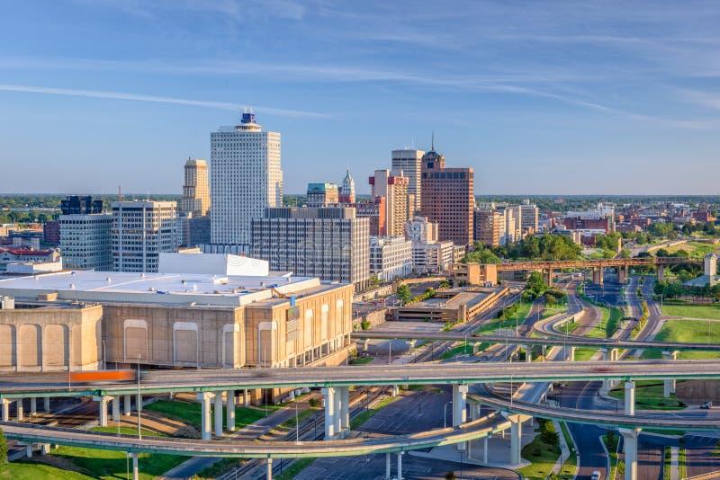 Memphis Tennessee, USA royaltyfri fotografi