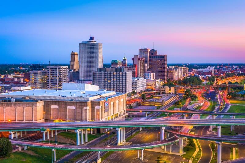 Memphis, Tennessee, USA stockbilder