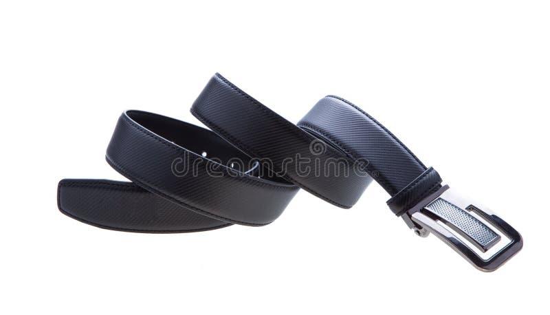 Men black belt royalty free stock photography