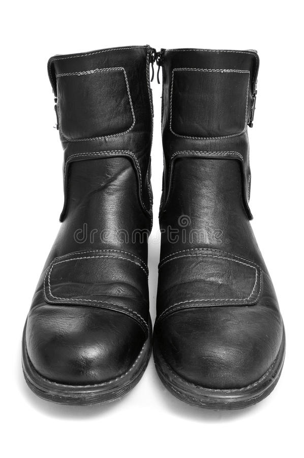 Download Men boots stock image. Image of trendy, shoes, shiny - 28906045