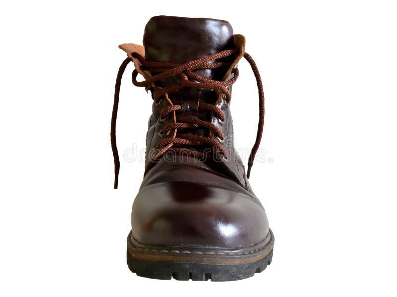 Men& x27 ; bottes d'hiver de s images stock