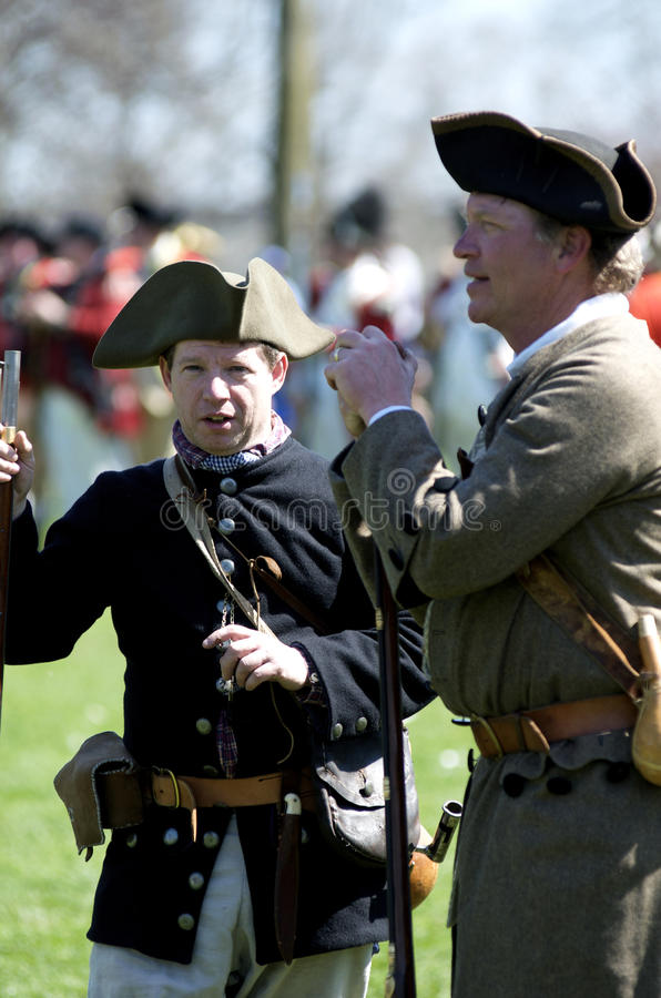 Download Men Dressed As American Patriots Editorial Stock Photo - Image: 13979413