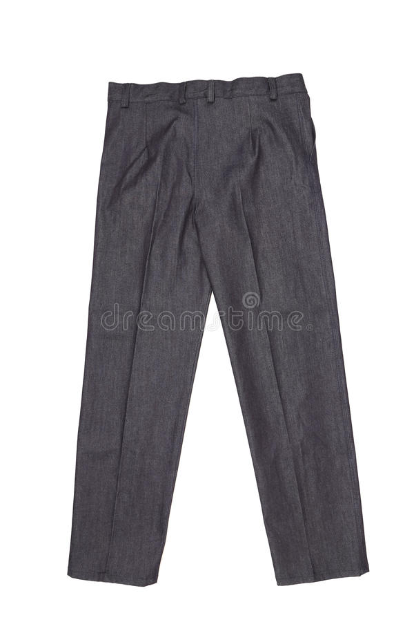 Free Men Gray Pants. Royalty Free Stock Image - 35334186