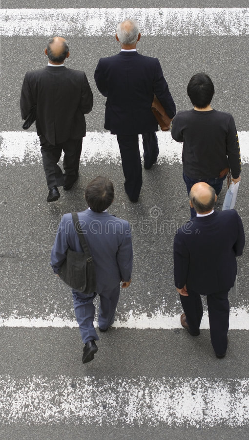 Download Men group stock photo. Image of colleagues, cross, walking - 1320274