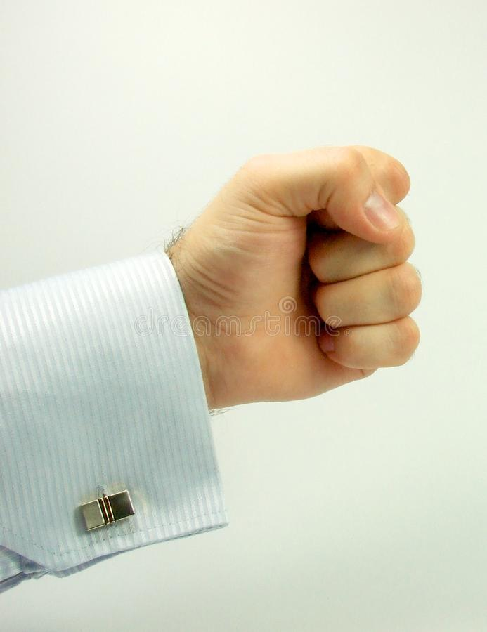 Download Men hand in punch stock image. Image of fist, boxing - 12530213