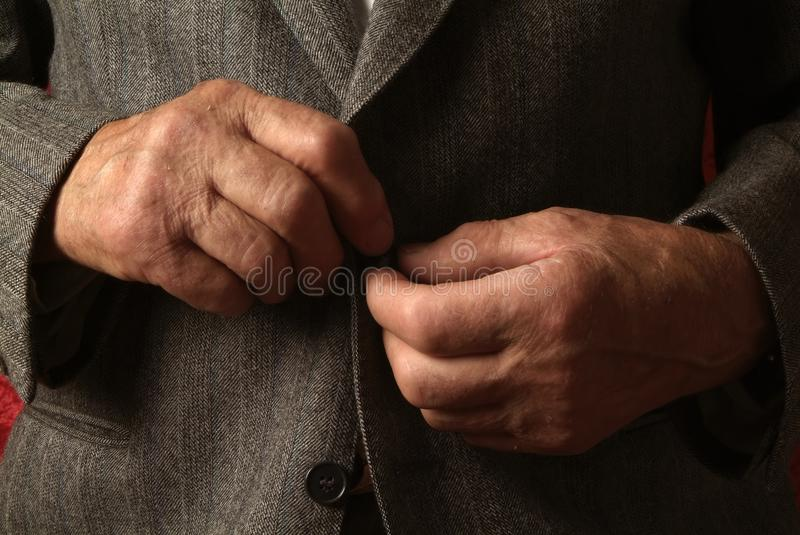 Download Men in jacket stock photo. Image of cabina, giacca, vendere - 28535260