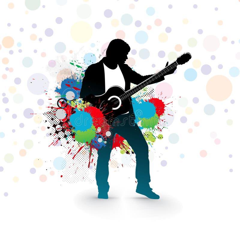 Download Men Play A Guitar Stock Photos - Image: 14349713