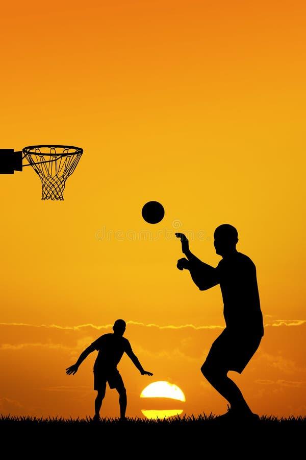 Free Men Playing Basketball Stock Photo - 71379680