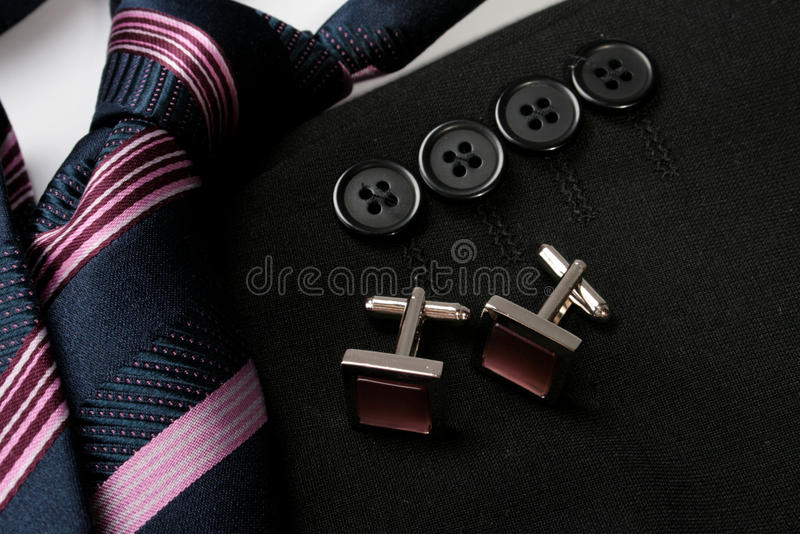 Men's accessory royalty free stock image
