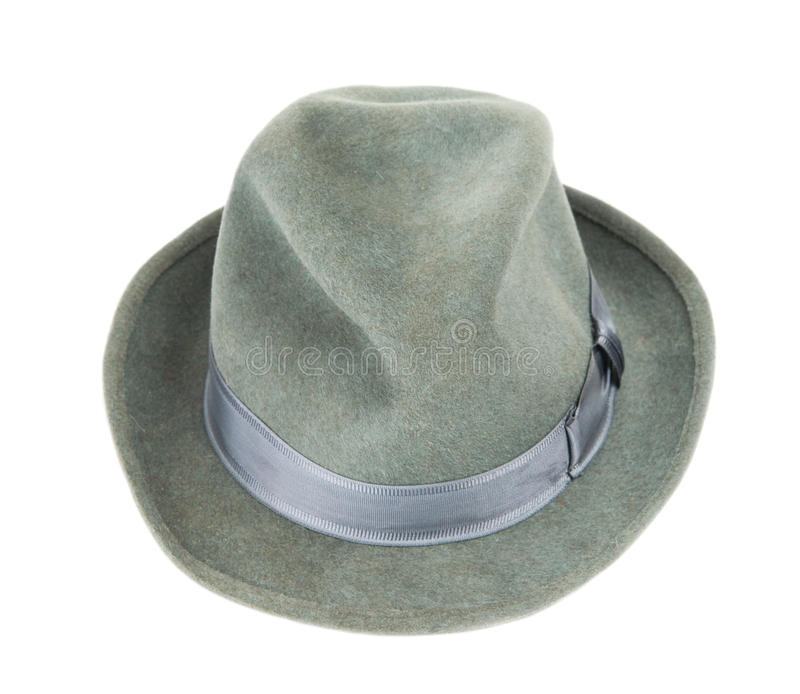 Men S Hat Isolated Royalty Free Stock Images