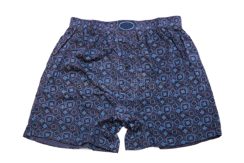 Men's pants stock photo