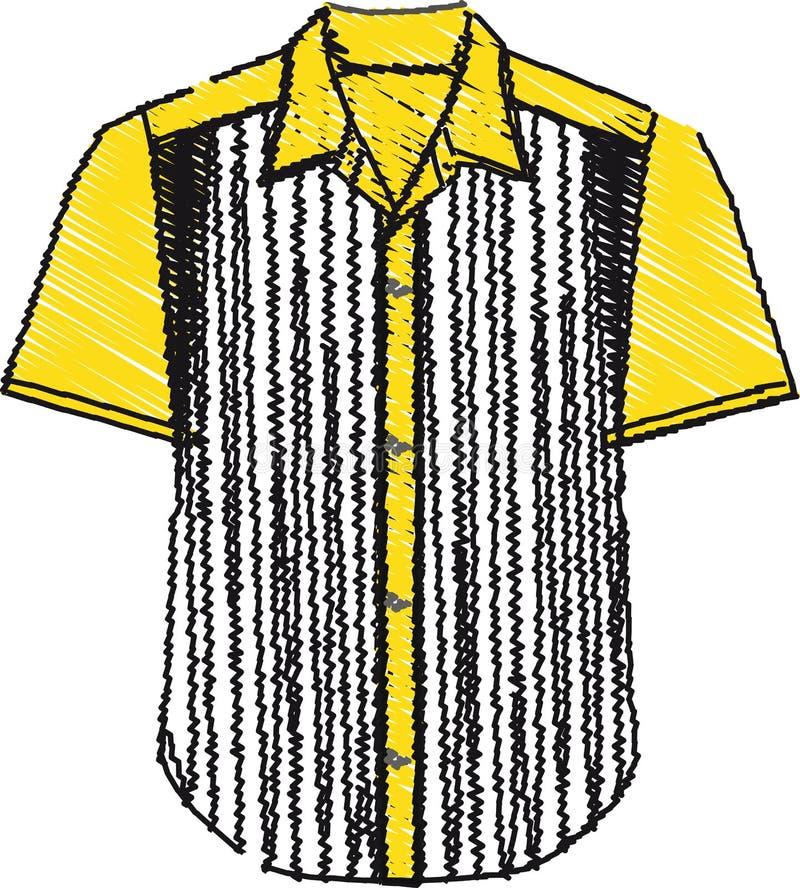 Download Men's Shirt Illustration Stock Photography - Image: 21818372