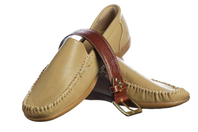 Men S Shoes Stock Image